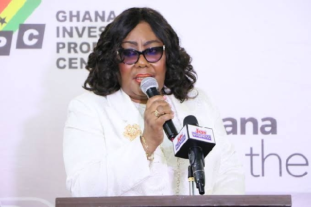 Registrar-General, Jemima Oware