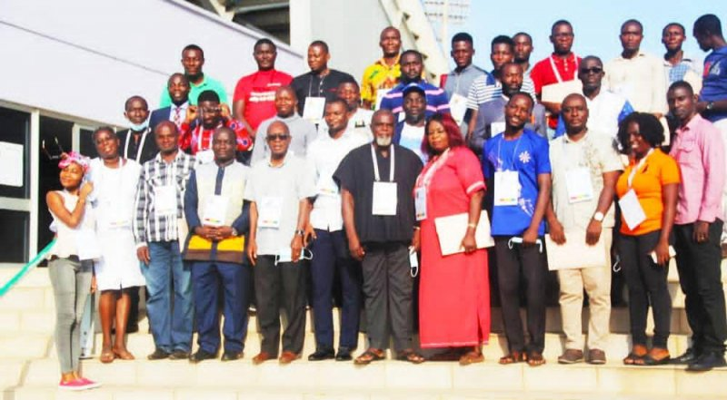Ghana Badminton Association ends AGM