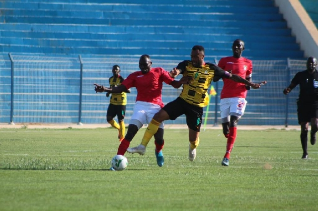 Jordan Ayew captained the Black Stars