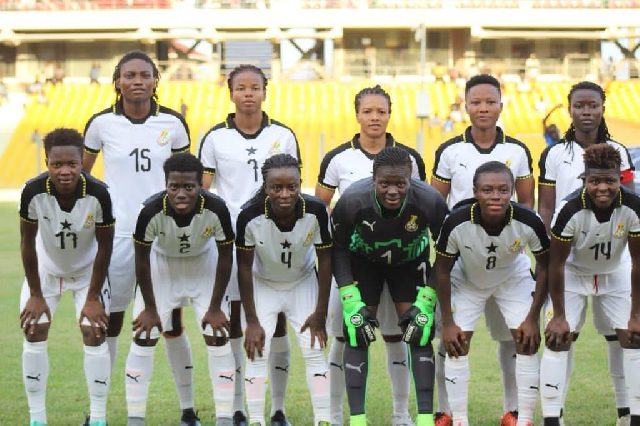 Head Coach of Ghana's Female Senior National team (Black Queens), Mercy Tagoe Quarcoo has named a provisional 30 squad list for an upcoming friendly game against their Moroccan counterparts scheduled for November 30. The called up players and technical team members are to report to camp at the GFA Technical Centre (GSCE), Prampram on Thursday and undergo the mandatory Covid-19 test on arrival. Below are the invited players for the match; NAME CLUB Fafali Dumehasi Police ladies FC Abigail Tawiah-Mensah Berry ladies FC Azume Adams Prisons ladies FC Mary NiiQuaye Immigration ladies FC Janet Egyir Hasaacas ladies FC Linda Eshun Hasaacas ladies FC Philicity Asuako Police ladies FC Victoria Osei Berry ladies FC Selina Animah Berry ladies FC Gladys Anfobea Lady Strikers FC Beatrice Sasu Police ladies FC Ellen Coleman Lady Strikers FC Edem Atovor Lady Strikers FC Juliet Acheampong Prisons ladies FC Mary Essiful Soccer Intellectuals Priscilla Okyere Ampim-Darkoa ladies FC Grace Adams Berry ladies FC Basira Alhassan Pearl Pia ladies FC Henrietta Annie Police ladies FC Alice Kusi Fabulous ladies FC N-yanyimaya Gnabekan Berry ladies FC Bridget Adu Berry ladies FC Rashida Ibahim Berry ladies FC Sandra Owusu-Ansah Supreme Ladies FC Faustina Kyeremeh Immigration ladies FC Deborah Afriyie Police ladies FC Georgina Aoyem Pearl Pia ladies FC Grace Animah Police ladies FC Rita Okyere Prisons ladies FC Alberta Ahialey Portugal