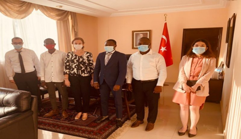 Ghana-Turkey Trade Mission; Businesses in Ghana to participate