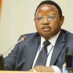 Zimbabwean President appoints new Foreign Minister