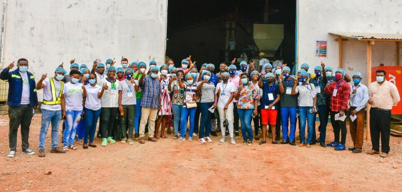 Ghana Poultry Project trains youth in entrepreneurship