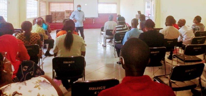 Local Economic Development initiatives takes off at Kpone