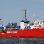 Sea-Eye 4 given permission to dock with rescued migrants in Sicily