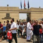 Egypt releases 3,886 prisoners on war victory occasion