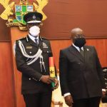 Dr Dampare sworn in as substantive IGP